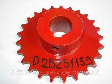 Зірочка D28251153 Z-25 MF-38. 40