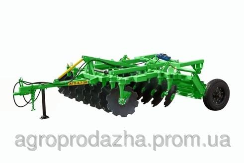 Агрегат ґрунтообробний АГП - 3,0-20 з тракторами, л. с. 160-200