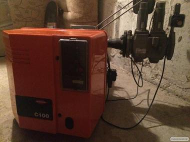 Газова пальник Cuenod C. 100 GX 507/8