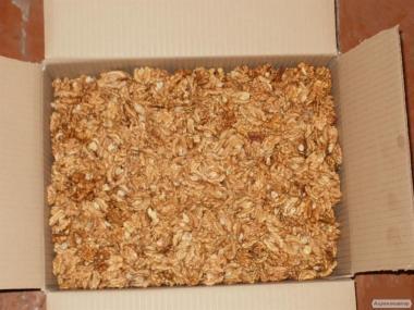 продам орех светлая бабочка в ящике 10 кг
