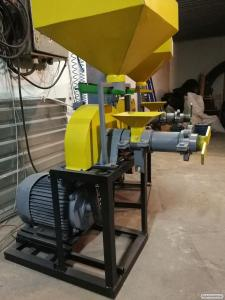 Екструдер зерновий 120 кг год