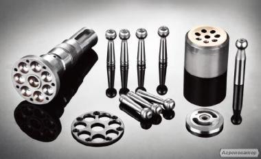Linde HMR105-02 ремонт гідравлічного мотора