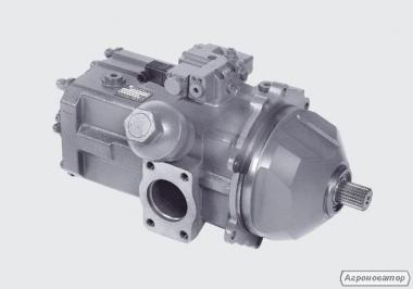 Linde HMR105-02 ремонт мотора гидравлического