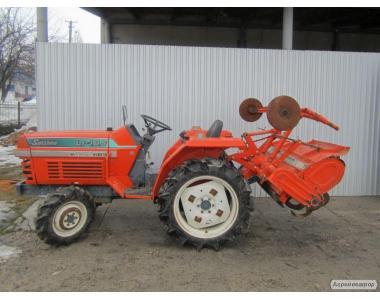 Міні-трактори з Японії б. к. Тернопіль