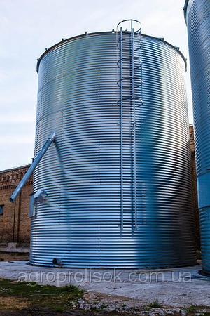 Силоси для зерна 100 т