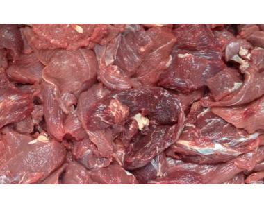 М'ясо яловичини блочне в/с, 1с, 2с, крупнокусковое