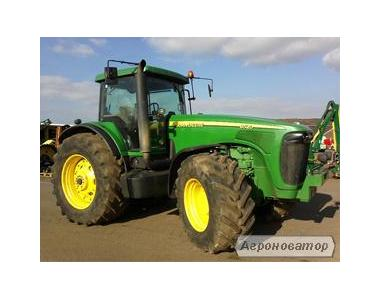 Трактор колесный John Deer 8520