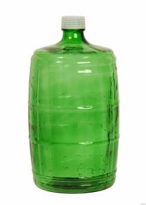 Бутель 10,15,22 літра-зелений,Луцьк