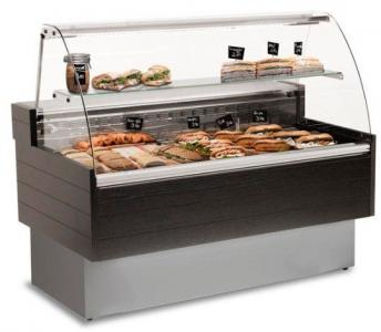 Витрина холодильная DGD Kibuk100 (K100VVC) (БН)