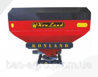Розкидач мінеральних добрив KonLand KG-1000-1D