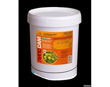ЛИПОСАМ (біоклей) для предотвращения растрескивания бобов сои