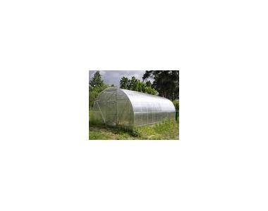 Поликарбонат сотовый, прозрачный, тепличный от 4 до 16 мм.