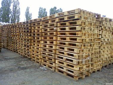 Куплю поддоны деревянные 1200*800, 1200*1000
