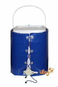 Декристаллизатор с Баком Кубтейнером для фасовки меда 20 л (отстойник