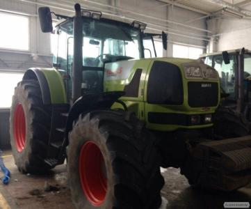 Колесный трактор CLAAS Atles 946 RZ