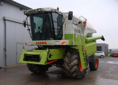 Комбайн Claas Mega 350 (2007)