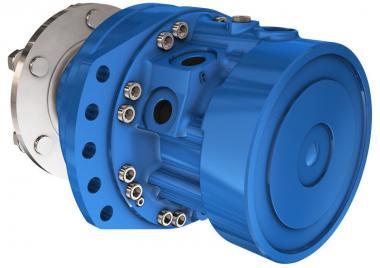 Гидромоторы хода Pocline для самоходных опрыскивателей