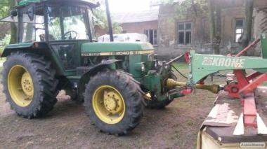 Трактор колесный JOHN DEERE 2040 S