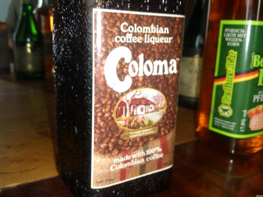 Ликёр Coloma 1990 года