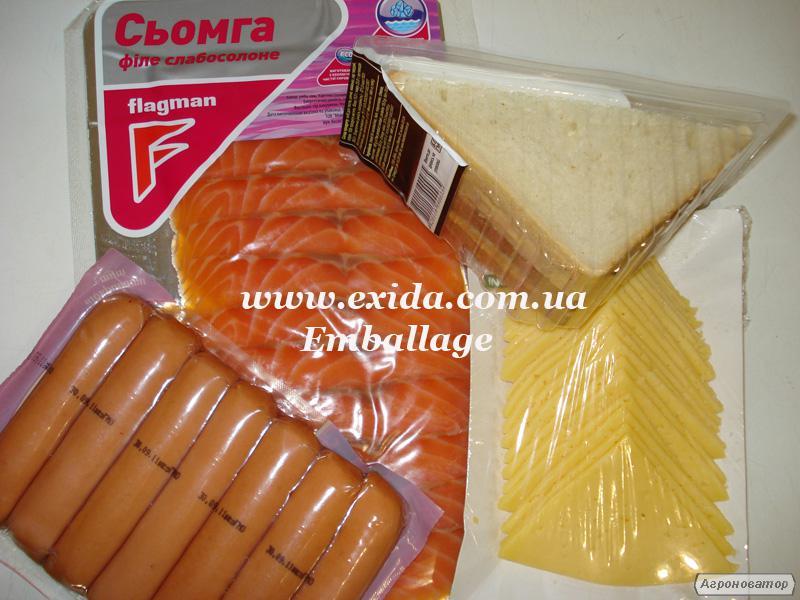 Пакеты для вакуумной упаковки продуктов