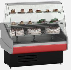 Холодильная витрина Oktava-К 1,2 1,5 Cryspi