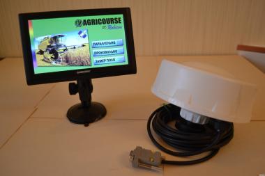 Система паралельного водіння «Agricourse PD»
