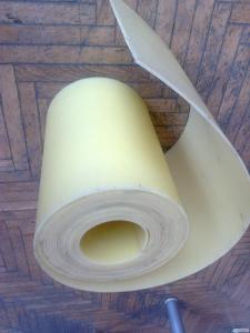 Рулон полиуретановый для футеровки зернопровода