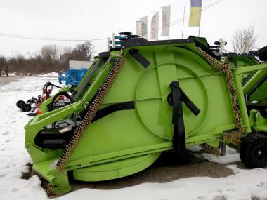 Косилка-мульчировщик SCHULTE FX-1800
