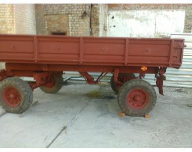 Причіп тракторний самоскидний 2птс 4