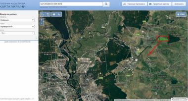 Продаж 2га земельної ділянки Київська обл,Бороварской р,с. Красилівка