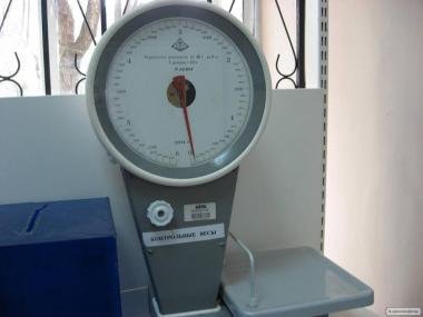 Ремонт, модернізація механічних і електронних ваг