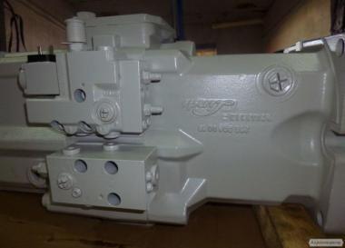 Ремонт пружинного регулятора мощности гидронасоса Linde HPR165D-02