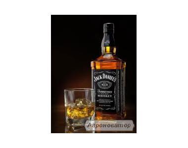 Елітний віскі Jack Daniels Джек Деніелс 1л Опт, Роздріб (продам)