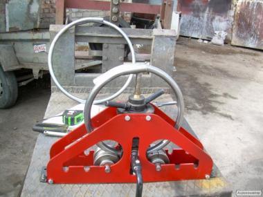 Трубогиб прокатный роликовый ручной для любых труб ТПРР-1У