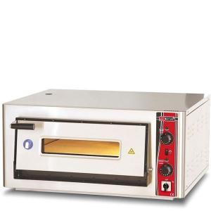 Печь для пиццы РО 6868Е с термометром SGS