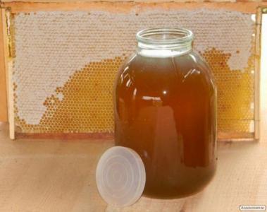 Продам мед и пыльцу