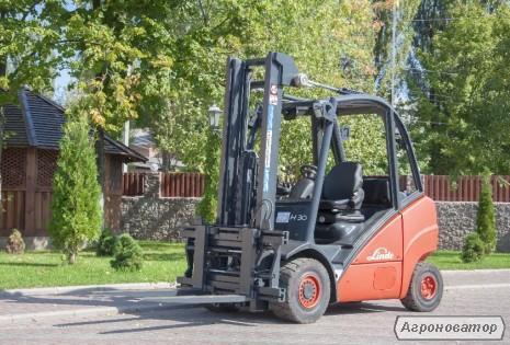 Навантажувач вилковий Linde H 30 D (дизель)