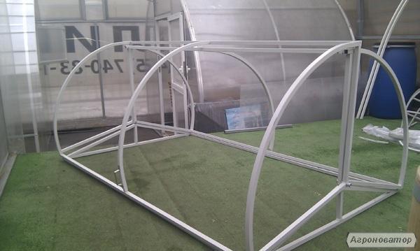 Теплиці для вирощування розсади від виробника