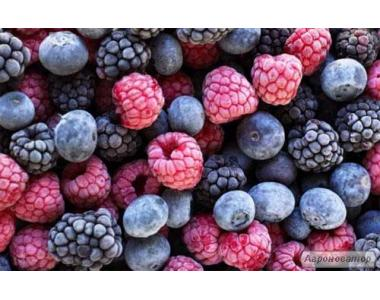 Заморожені ягоди
