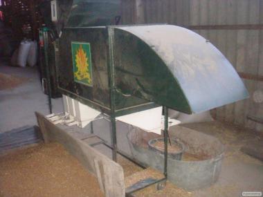 Продам бу безрешетни повітряний сепаратор для чищення та калібрування