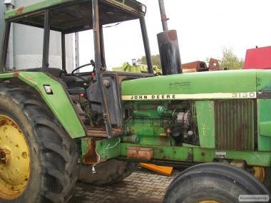 Трактор John Deere 3130