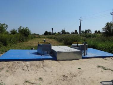 Утилізація відходів бійні (біогаз, біогумус), біо газова установка