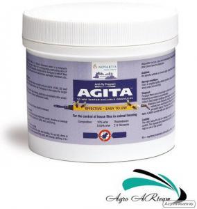 Агіт засіб від мух (Agita 10 WG) 400г
