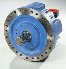 Радиально-поршневые моторы MCR 10 Bosch Rexroth