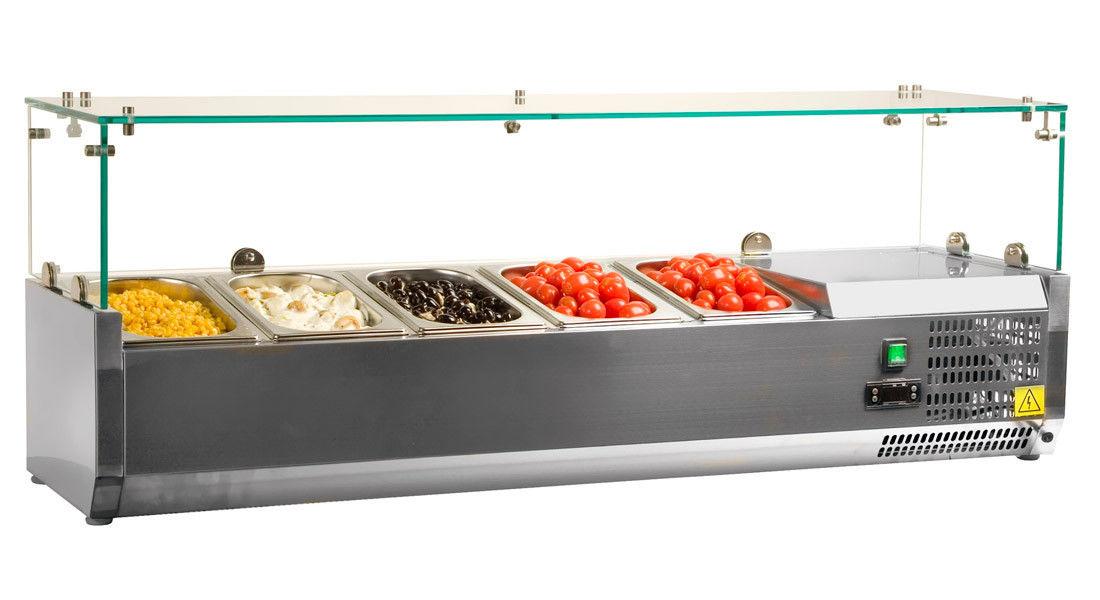 Вітрина холодильна TEFCOLD VK33-120 (настільна)