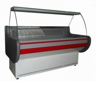Холодильна вітрина Ліра ДМ 1,2 1,3 1,5 1,8 2,0 АйсТермо