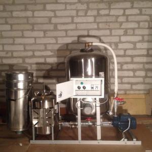 Новинка!  Мініпроцесор для виробництва біодизеля.