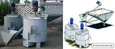 Термічна обробка (парогенератор) УКР-2