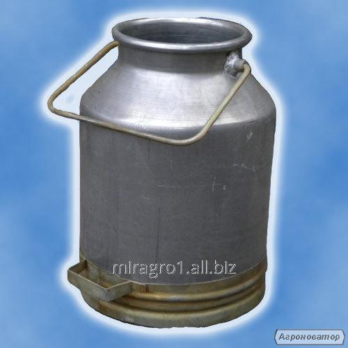 Доїльне відро алюмінієвий 20 л