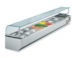 Витрина холодильная GEMM VRPG /18 (БН)